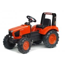 Tracteur kubota m135-gx (3/7 ans)