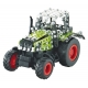 Claas Arion 430 with Trailer - Infra Red controlled