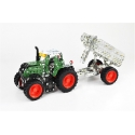Fendt 313 Vario with Trailer   759 parts