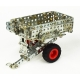 Claas Arion 430 with Trailer 588 parts