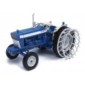 FORD 5000 WITH METAL CAGE WHEELS