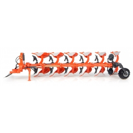 Kubota RM3005V 6-Furrow Reversible Mounted Plow