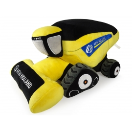 New Holland Combine Plush Toy