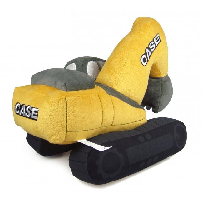 Case CE Excavator Plush Toy - (/Case)