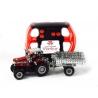 Massey Ferguson 7600 wTrailer - Infra Red Cnrtl'd (354 parts