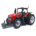 Massey Ferguson 8737 - North America 6-wheels