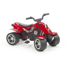 Red Pedal Quad Bike