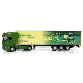 Échelle 1/50 Camion et remorque