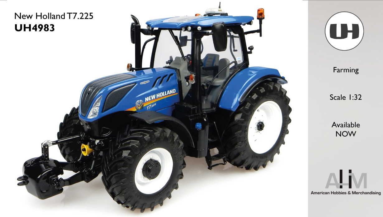 New Holland T7.225 - 2015