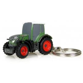 Fendt 516 Vario Tractor - Keychain Diecast - Universal Hobbies