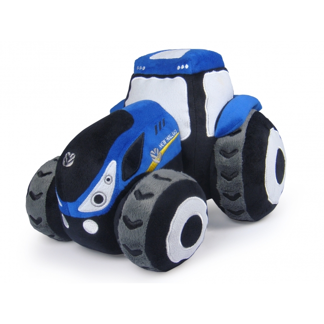 New Holland T7 Tractor - Soft Plush UH Kids - AHM Group