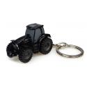 Deutz-Fahr Agrtron TTV 7250 Black Edition Tractor - Keychain Diecast - Universal Hobbies