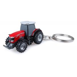 Massey Ferguson 8737 Tractor - Keychain Diecast - Universal Hobbies