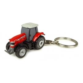 Massey Ferguson 7726 Tractor - Keychain Diecast - Universal Hobbies
