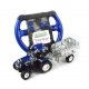 New Holland T5.115 w/Trailer - Infra Red Cntrl'd (354 parts)