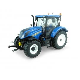 New Holland T6.165 Tractor Diecast Replica - 1:32 Universal Hobbies