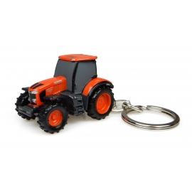 Kubota M7-171 Tractor - Keychain Diecast - Universal Hobbies