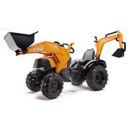 CASE CE w/front Loader & Backhoe