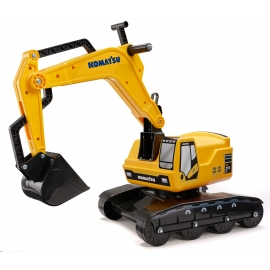 Komatsu Excavator - Ride on - +2 years