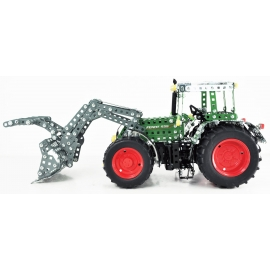 Fendt Vario 939 with Front Loader